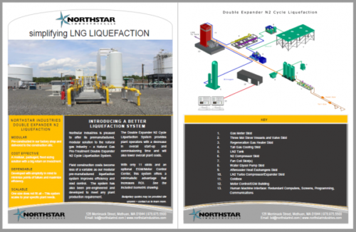 Northstar Industries - Liquefaction Brochues